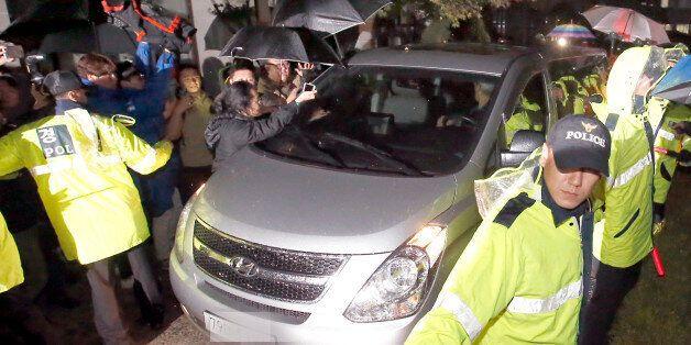 어느 평범한 공무원들의 퇴근길(사진