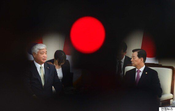 또 뒤통수 맞은 국방부 : 일본, 자위대 북한 진입시 동의요구