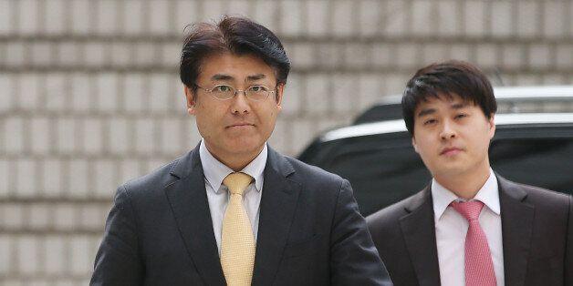 '대통령 명예훼손' 산케이 前지국장 징역1년6개월