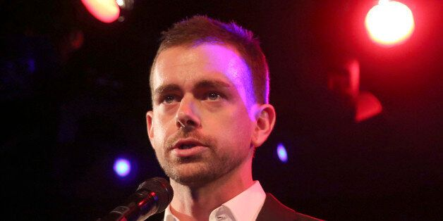 Twitter co-Founder Jack Dorsey speaks at a campaign fundraiser for Democratic Candidate for Public Advocate...