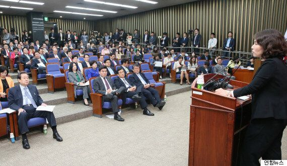 새누리당 '환호'한 역사교과서 강의