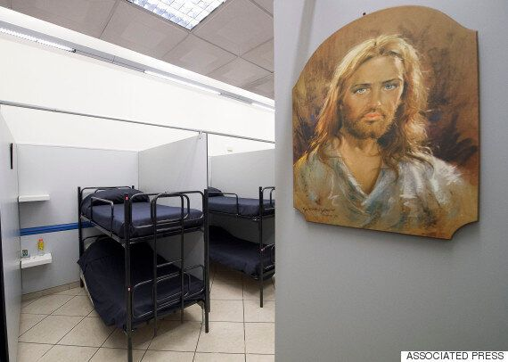 바티칸이 만든 노숙인 보호시설이 문을