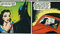 배트맨의 첫사랑 | 줄리