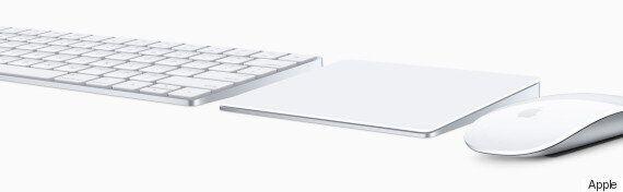 애플, 신형 아이맥·키보드·마우스·트랙패드