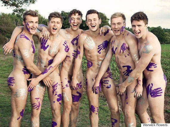 워릭대학교 조정부는 게이 남성들에게 성적으로 대상화되는 것이 괜찮다고 말한다(사진,