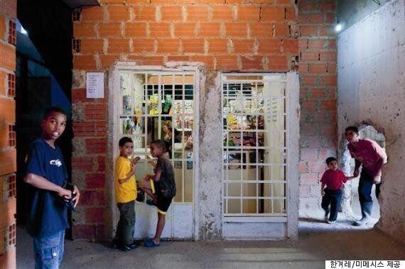 세계에서 가장 높은 빈민가: 죽은