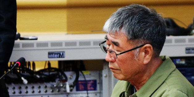 세월호 선장 '살인 혐의' 대법 전원합의체서