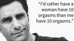50이 넘은 셀러브리티들의 섹스 조언