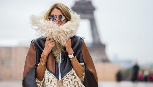 파리 패션위크 최고의 스트리트 패션