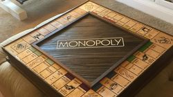 직접 만든 '모노폴리' 게임으로 청혼한