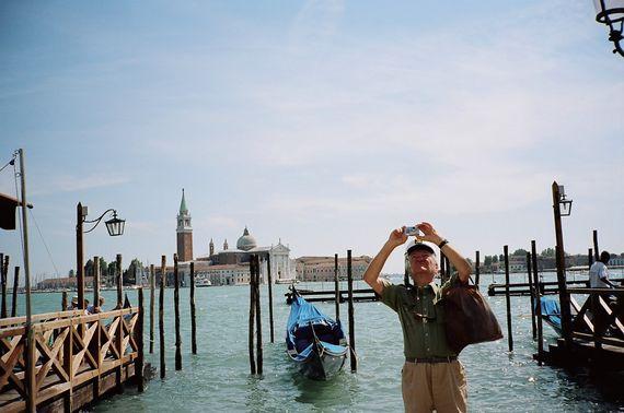 이탈리아 베니스 기념품 가게 | 욕망을