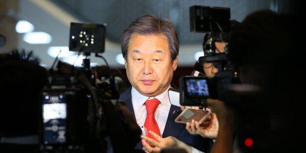 김무성 새누리당 대표, 오늘 일정 전면 취소