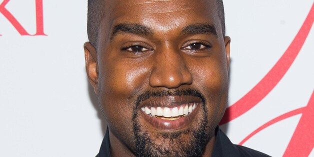 Kanye West attends the 2015 CFDA Fashion Awards at Alice Tully Hall on Monday, June 1, 2015, in New York,...