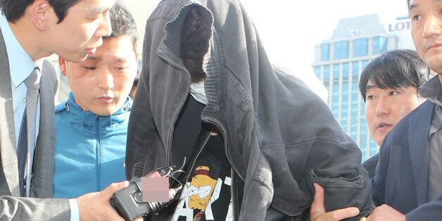 부산 권총탈취범 검거 : 권총·실탄 모두 회수