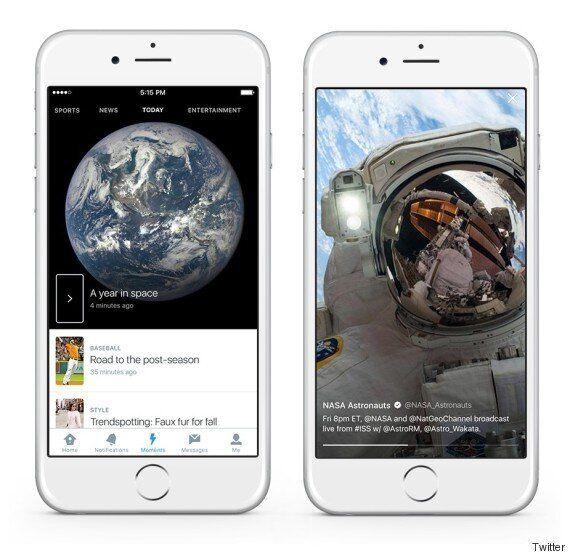 트위터 '모멘트' 출시 : 역대 가장 큰 변화를