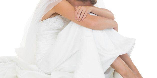 결혼식 전날 구속된 동생 대신, 언니가 웨딩드레스를