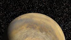NASA의 화성 대발견은 무슨