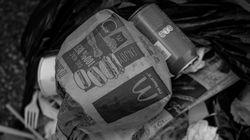 홍콩 '맥도날드' 매장에서 숨진 채 발견된 노숙