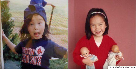 [허핑턴 인터뷰] 헤어진 지 25년 만에 페이스북에서 만난 쌍둥이 자매의