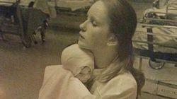 38년 전에 만난 간호사와 아기 환자의