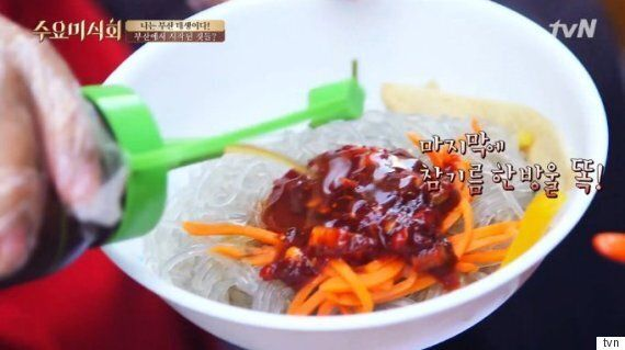 '수요미식회'가 소개한 부산 길거리 음식 4(동영상,