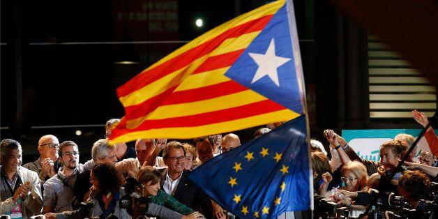 스페인 카탈루냐주 분리독립