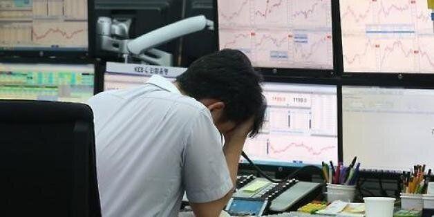 韓 부도위험지표 2년만에 최고