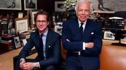패션계 대부 랄프 로렌, 새로운 CEO로 H&M 출신을