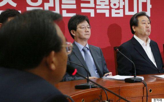 제2의 '유승민 사태'? 청와대의 '김무성 축출'