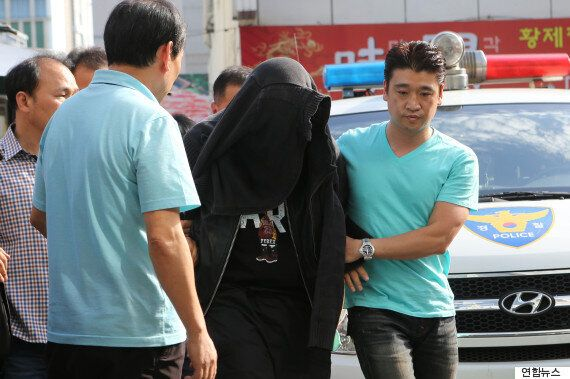 부산 권총 탈취범, '자살' 아니라 우체국 털려고