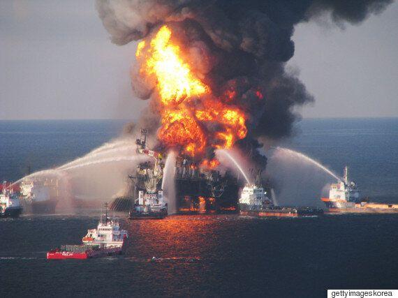 BP, '멕시코만 기름유출' 사건으로 24조