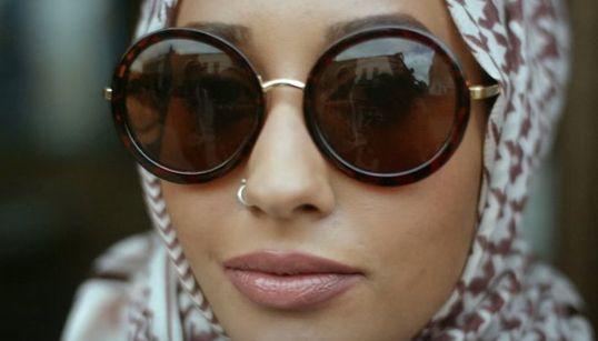 H&M 광고에 처음으로 무슬림 여성이