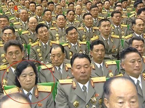 북한방송에 이례적으로 등장한 '여군