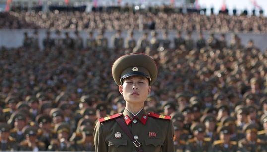 38장의 사진으로 보는 북한 노동당 창건 70주년