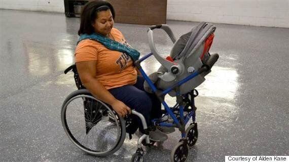 장애인 엄마를 위해 16세 소년이 만든 특별한