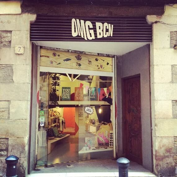 바르셀로나 보른지구의 숨겨진 작은 상점 Best