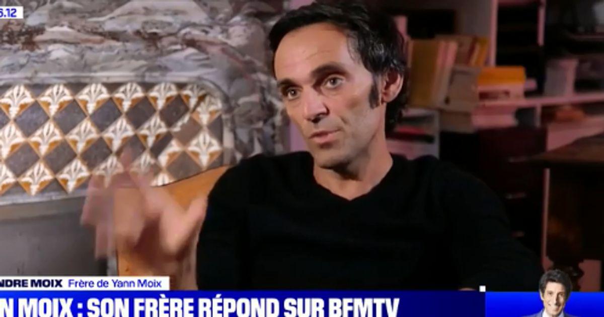 """Yann Moix accusé par son frère Alexandre: """"ça relève de la psychiatrie"""""""