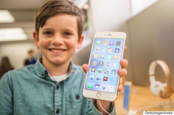 아이폰6로는 할 수 없는 아이폰6S의 새로운 기능