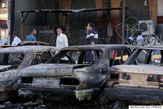 이라크 연쇄 폭탄테러 : 최소 56명이