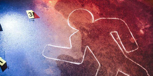 헤어진 여자친구 살해 후 투신 자살한