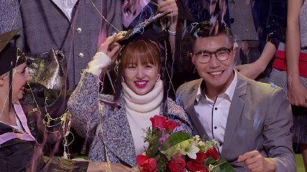 윤은혜, '여신의 패션'에서 3번째 우승을