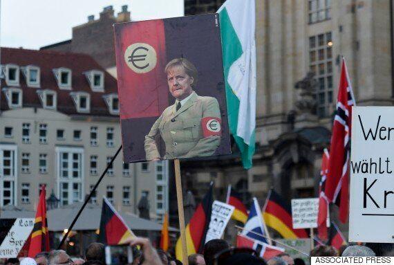 독일에서 反난민 정서가 다시 꿈틀대고
