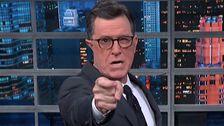 Colbert Πηγαίνει Σε Πλήρη Βρώμικος Χάρι