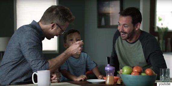 게이 부모가 등장하는 캠벨 수프 광고가 당신의 마음을 녹일
