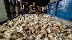 버려지는 먹을거리 年 13억 톤 | 더 먹고 덜 버릴 수