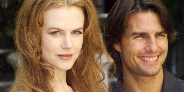 1999년 니콜 키드먼과 톰
