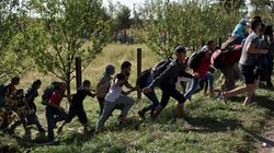 크로아티아마저 국경통제에