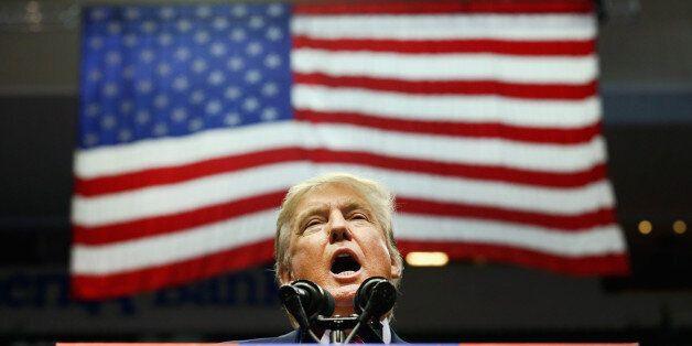 트럼프가 절대로 미국 대통령이 될 수 없는