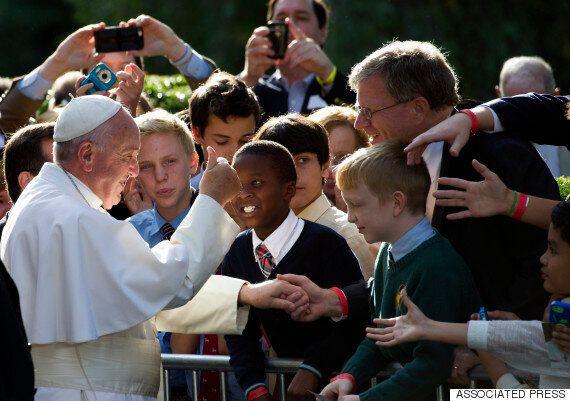 교황, 미 의회서