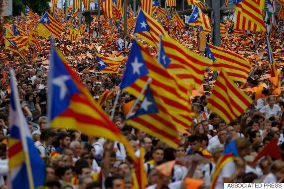 카탈루냐 분리독립 정당, 지방선거 과반의석 차지